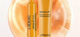 Test Lierac : échantillons de soins Mésolift gratuits