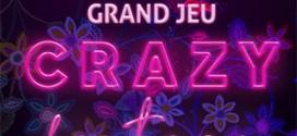 Jeu Crazy Fantasy Cache Cache : Cartes cadeaux à gagner