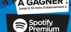 Jeu à code Kellogg's Spotify : abonnements à gagner