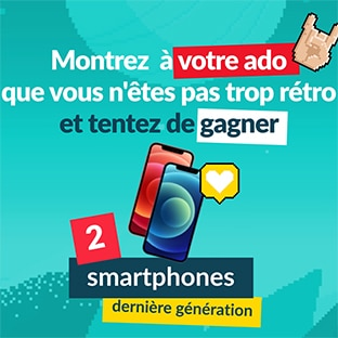 Jeu Ma French Bank : iPhone 12, billets Disneyland… à gagner