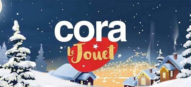 Tentez de remporter un jouet du Père Noël avec Cora