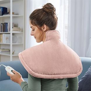 Coussin cervical chauffant Sanitas pas cher chez Lidl