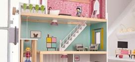 Maison de poupées Lidl XXL en bois à 49,99€