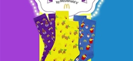 McDo : menu Maxi Best-of +1€ = Chaussettes Xmas Socks offertes