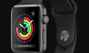 Jeu Le Point : Montre Apple Watch Series 3 à gagner