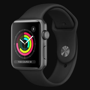 Jeu Le Point : Montre Apple Watch Series 3 à gagner