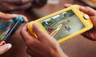 Promo Intermarché Switch Lite : réduction sur la console