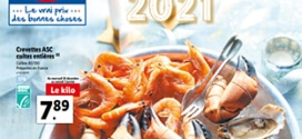 Catalogue Lidl Belle année : 30 décembre 2020 – 5 janvier 2021
