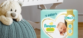 Test Pampers : kits de couches Premium Protection gratuits