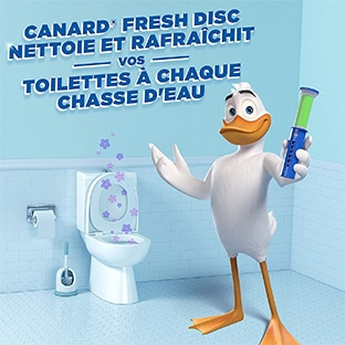 Test Aufeminin : 100 kits Canard Fresh Disc gratuits