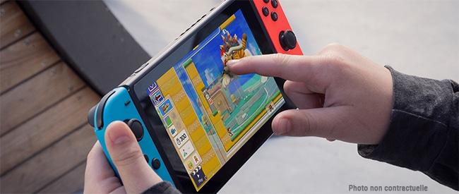 Tentez de remporter une Nintendo Switch avec le Coca-Cola Club