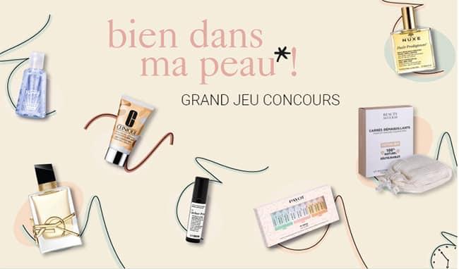 Remportez une box de cosmétiques avec Beauty Success