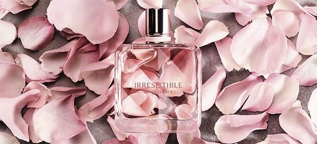 dose d'essai offerte d'Irrésistible Eau de Parfum par Givenchy
