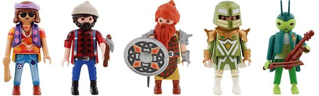 Figurines Playmobil à petit prix chez Action