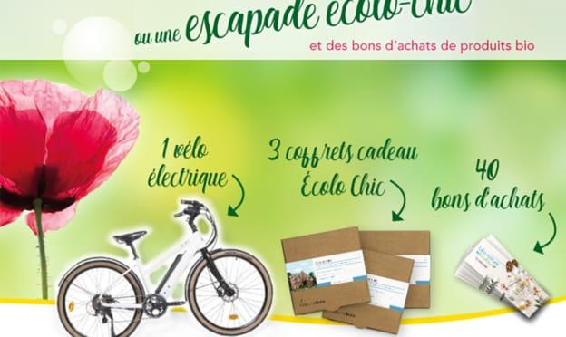 Jeu Lé Nature : vélo, séjours et bons à gagner