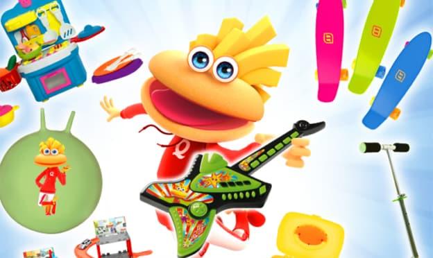 Jeu Quick Bons Plans Family : jouets à gagner