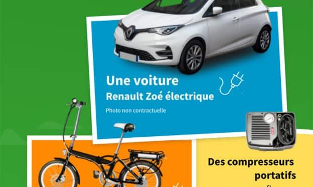 Jeu Steer voiture électrique
