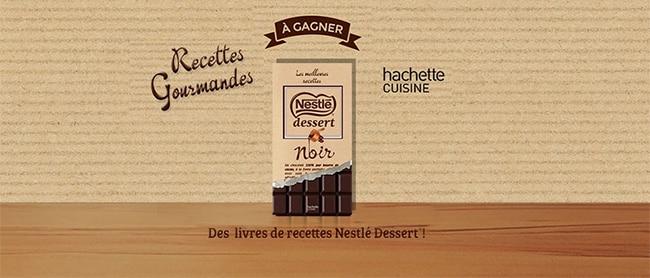 Livres Les Recettes de Chocolat les + Faciles du Monde by Simplissime avec Nestlé Dessert
