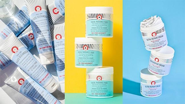 tester gratuitement la routine pour peau sensible FAB