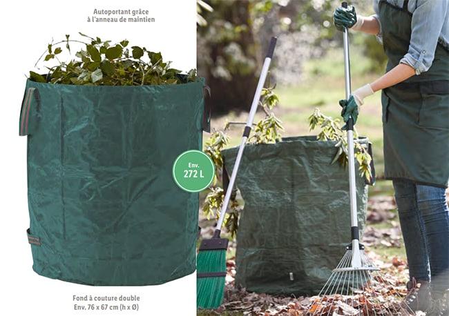 Sacs à végétaux réutilisables Parkside Ldil pas chers