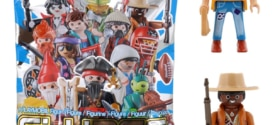 sachet figurine playmobil action