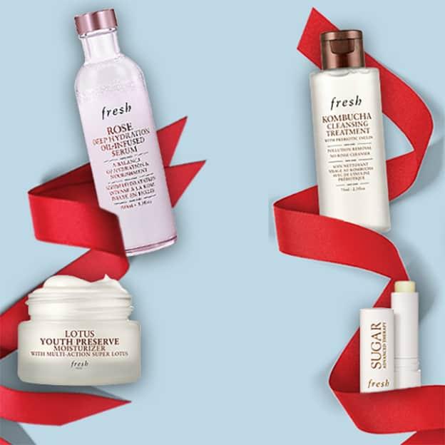 Test Fresh : produits de beauté gratuits