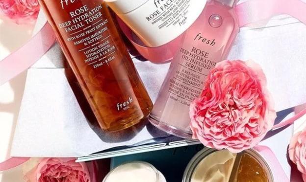 Test Fresh : 130 produits de beauté gourmands gratuits
