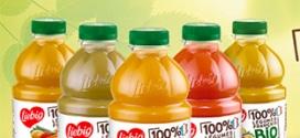 Test Liebig : soupes en bouteilles gratuites