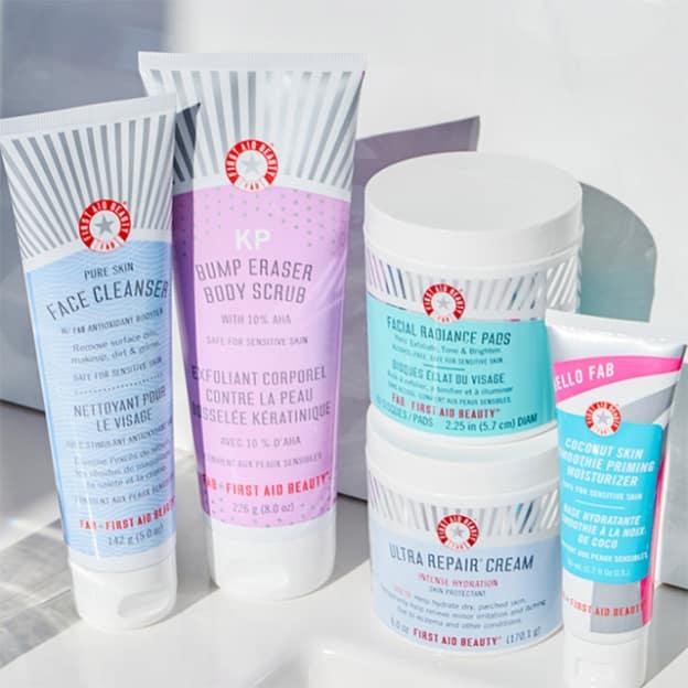 Test First Aid Beauty : 225 soins pour peau sensible gratuits