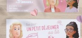 Cadeau Hourra Héros : Bon d'amour St Valentin gratuits
