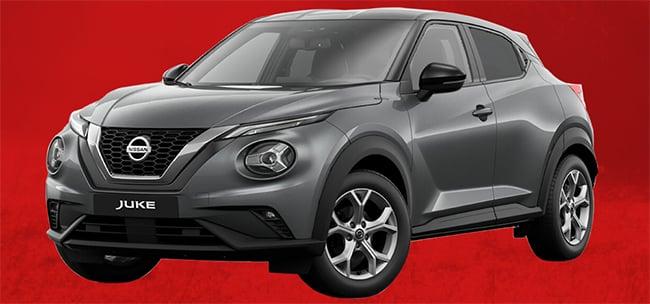 Tentez de gagner une voiture Nissan Juke