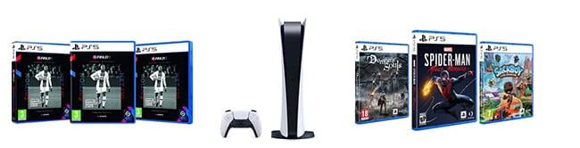 PlayStation 5 et jeux PS à gagner avec RMC Sport