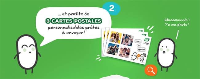 Une Petite Attention Tic Tac : cartes postales Fizzer offertes