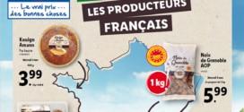 Catalogue «Lidl soutient les producteurs» du 3 au 9 mars 2021