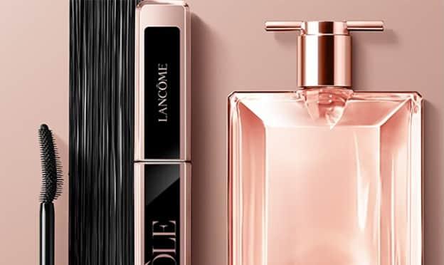 Échantillons gratuits Lancôme : Mascara + parfum Idôle offerts