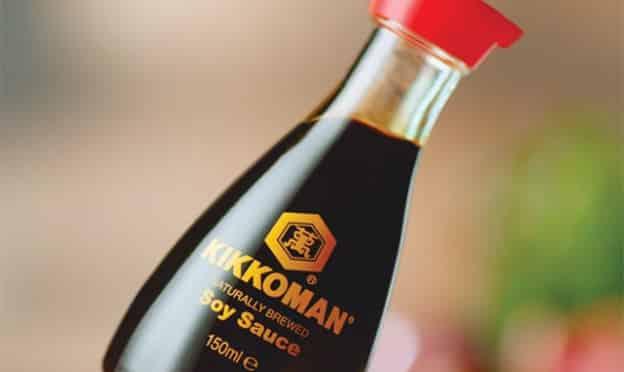 Échantillons gratuits Kikkoman : 7000 lots de sachets de sauces