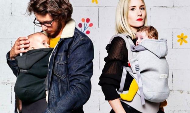 Jeu La Boîte Rose : Porte-bébés Love Radius HoodiesCarrier à gagner