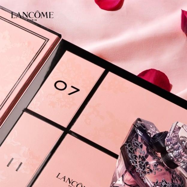 Jeu E-Love Calendar Lancôme : cadeaux à gagner