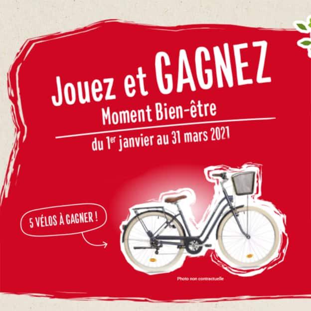 Jeu Leroux : vélos Elops à gagner