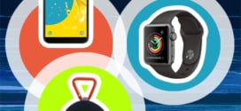 Jeu Ouest-France : Apple Watch, Samsung Black Galaxy J6, JBL CLIP