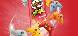 Jeu Pop Play Eat Pringles sur gaming.pringles.com