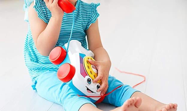 Lidl : Jouets bébé Fisher-Price pas chers à 8,99€