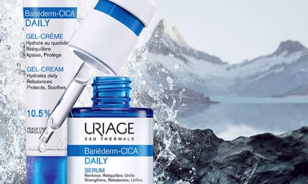 Test Uriage : 150 routines Bariéderm Cica-Daily gratuites