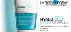 Test La Roche-Posay : Soins Hyalu B5 Aquagel gratuits