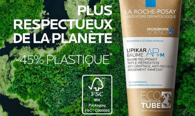 Test La Roche-Posay : Baumes Lipikar AP+M Tube Eco-conçu gratuits