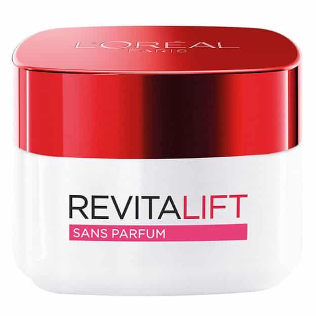 Test L'Oréal : Soins Liftant sans Parfum Revitalift gratuits