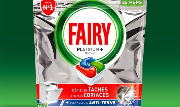 Test Fairy : capsules PEPS Platinuim+ gratuites
