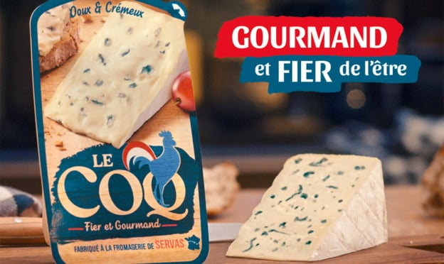 Test fromage «Bleu» Le Coq : 1'000 packs gratuits