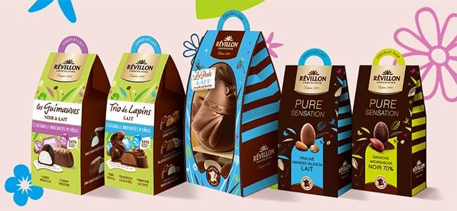 Tentez de gagner un lots de chocolats Révillon avec Magicmaman