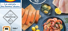 Catalogue Lidl La Foire aux poissons juillet 2021